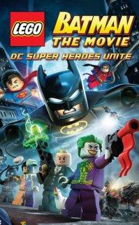 LEGO Batman: Süper kahramanlar Birliği türkçe dublaj izle