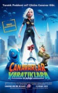 Canavarlar Yaratıklara Karşı türkçe dublaj izle 720p HD