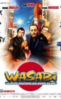 Asabi Polis – Wasabi türkçe dublaj izle