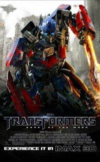 Transformers 3: Ay'ın Karanlık Yüzü İzle