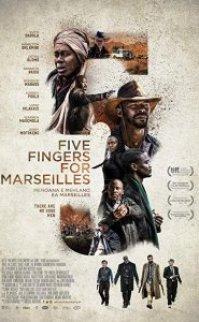 Five Fingers for Marseilles 2017 izle