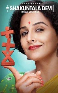 Shakuntala Devi izle