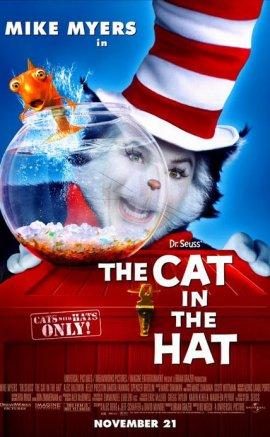 Şapkalı Kedi – Dr. Seuss' The Cat in the Hat Türkçe Dublaj full izle