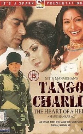 Tango Charlie izle